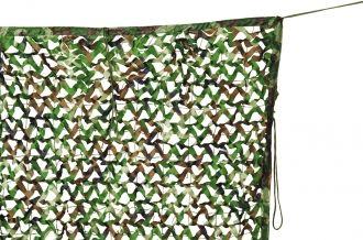 35, Σκίαστρο δίχτυ παραλλαγής πράσινο σχέδιο δάσος 2 m X 3 m