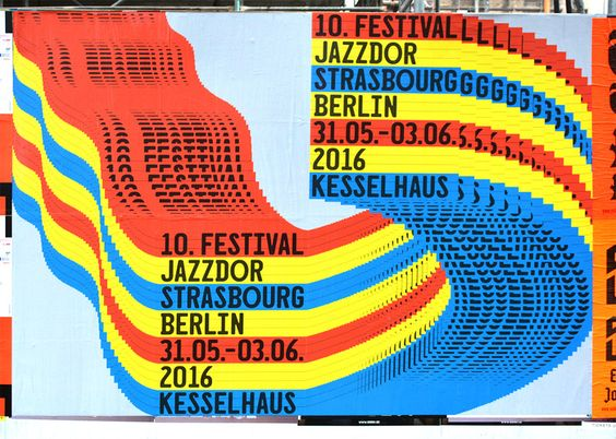 JAZZDOR poster by HELMO