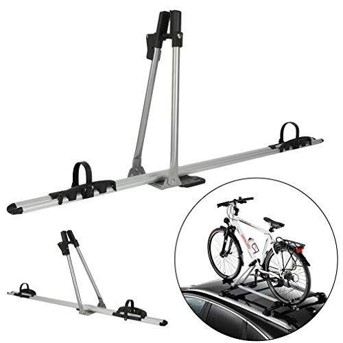 Katherinabade Fahrradtrager Dach Fahrradhalter Fur Auto Abschliessbar Fahrradtrager Schnellbefestigungssystem An