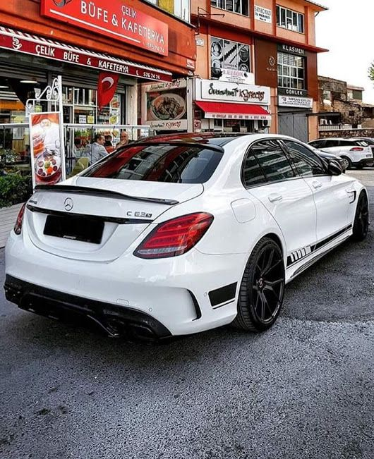 Mercedes Amg C63s White Julian C Google With Images