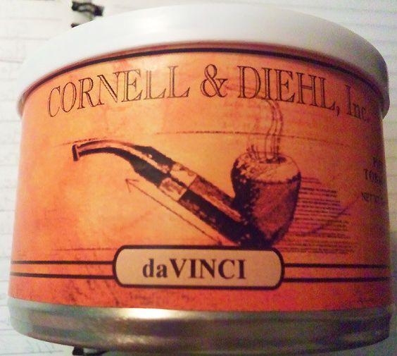 ダ・ヴィンチ(コーネル&デイル) の画像 私的喫煙日記
