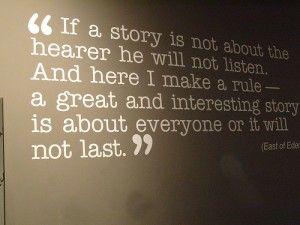 Nur wenn die Second Story des Leser ausgelöst wird, bietet die Geschichte einen echten Nutzen.