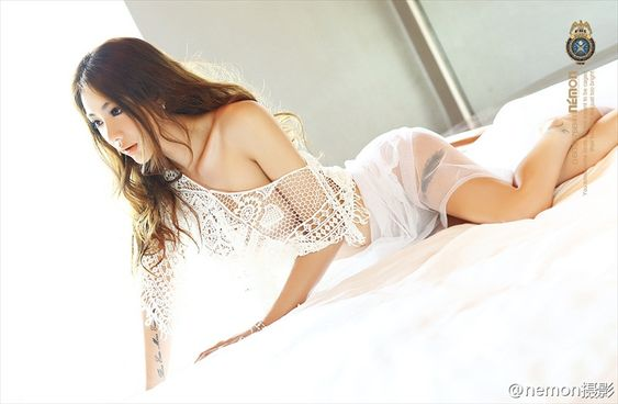 Jin Mei Xin – Nemon Bed Shoot