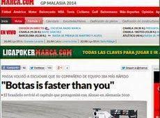 Galdino Saquarema Esporte: Desobediência de Massa na F1 repercute no mundo