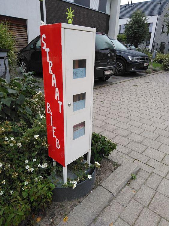 Straatbib Mariakerke Gent