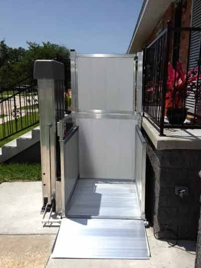 Passport Vertical Wheelchair Lift Ideas For The House