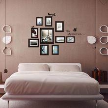 Стена отличительные знаки ZY8202 стенах рама в bird резной воспоминания спальня диван и внешней торговли стена наклейки