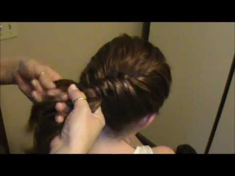 How to: Conch Shell Braid