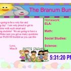 Display your Morning Message and Homework Board on your SmartBoard every Morning.  My students write their homework in the morning from the this fi...