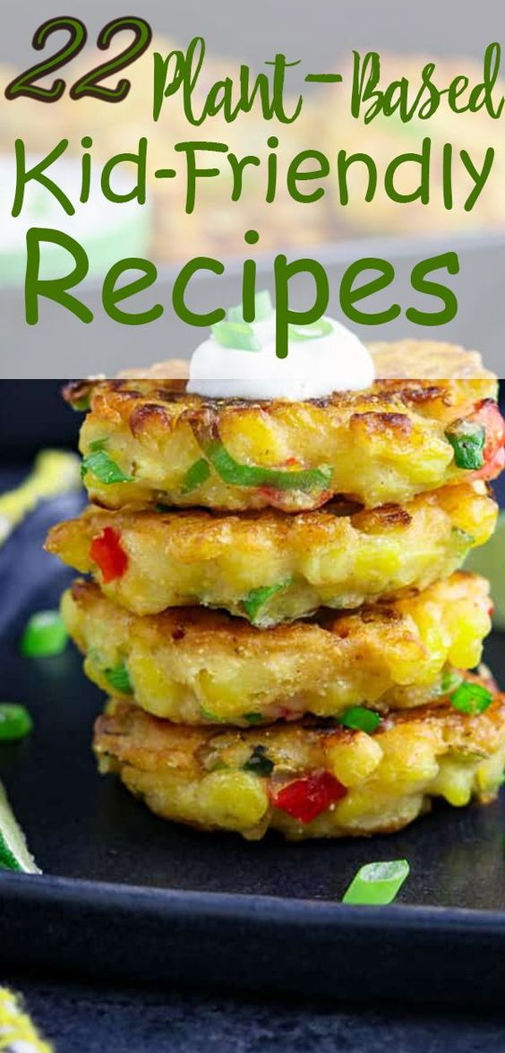 Vegan Recipes for Kids (That They Will Love) • Vegan Family Travels