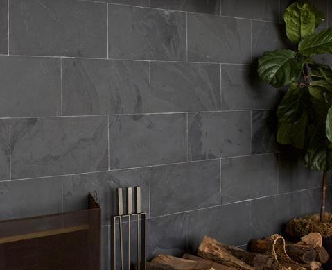 Cle Basics Slate Field Tile Rectangle 12 X24 X3 8 Slate Tile Cle Tile Slate Kitchen
