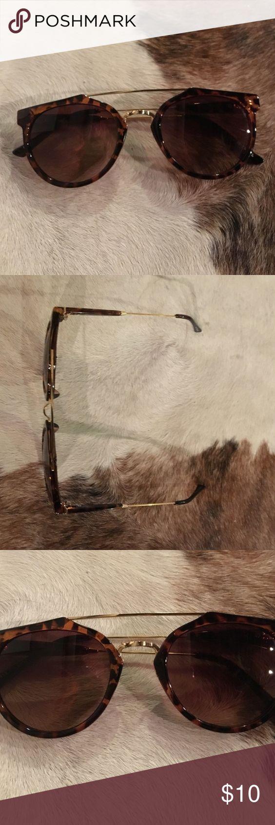 Asos Tortoise shell sunglasses Asos Tortoise shell sunglasses ASOS Accessories Sunglasses