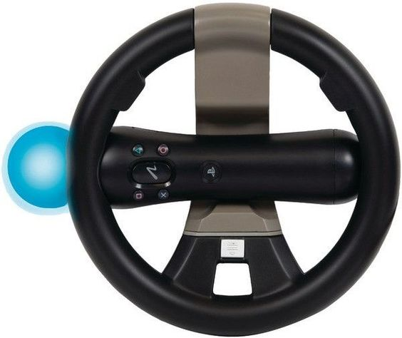 cta - playstation(R)move & dualshock(R) controller racing wheel