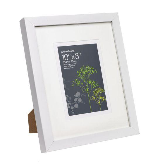 photos white frames and frames on pinterest. Black Bedroom Furniture Sets. Home Design Ideas