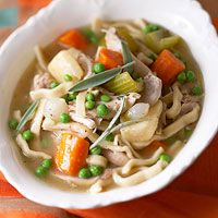 "Crock Pot ""Better-Than-Grandma's Chicken and Noodles"" from BHG"