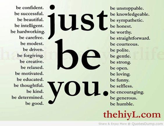 Just B U!