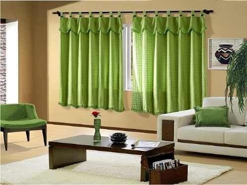 Modelos de cortinas para salas en casa para m s for Modelos de cortinas para salas