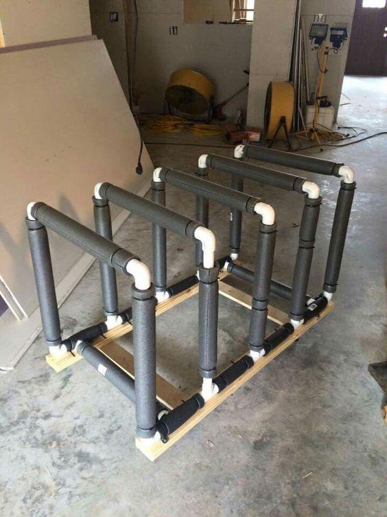 Jeep Door Holder Saver Wood Pvc Pipe Insulation Tie