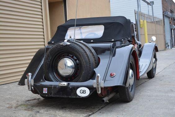 1953 Morgan Plus 4 -