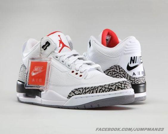 Air Jordan 3 '88 Official Image