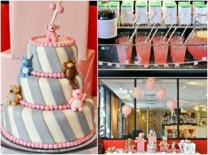 Looks like a baby girl shower to me!!!! by robbie