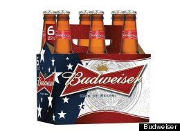 Budweiser...now almost as American as PBR