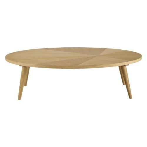 Table Basse Style Scandinave Origami Maisons Du Monde Table Basse Style Scandinave Table Basse Bois Table Basse