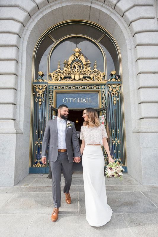 Civil Wedding Outfit Ideas To Marry In Style City Hall Wedding Dress Courthouse Wedding City Hall Wedding
