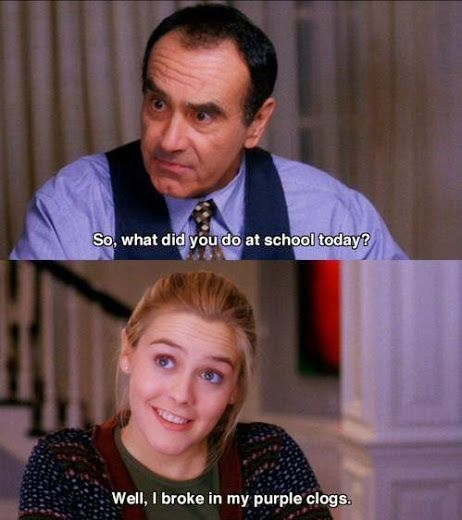 20 Funny Movie Quotes That Will Make You Laugh Sayingimages Com Movie Quotes Funny Clueless Movie Comedy Movie Quotes