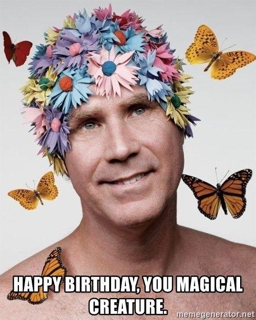Will Ferrell Happy Birthday Funny Happy Birthday Wishes Happy Birthday Man Happy Birthday Funny