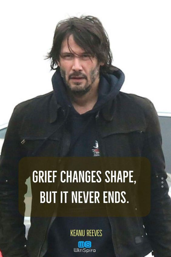 22 Keanu Reeves Quotes about Life and ♥️ - Winspira #quotestoliveby