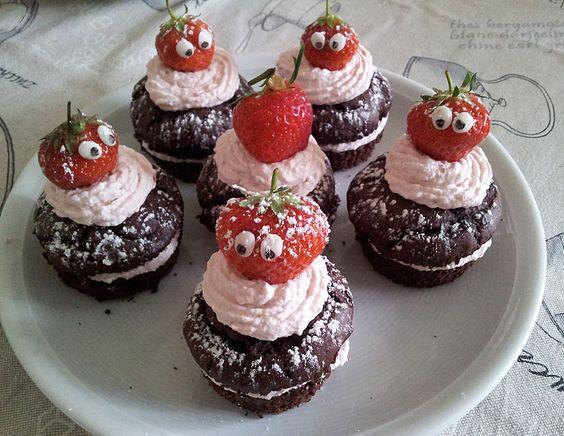 Chefkoch.de Rezept: Schoko - Muffins