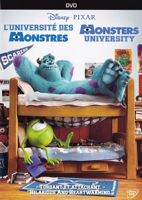 Monsters University Fuii Movie Streaming Films Complets Film Monstre