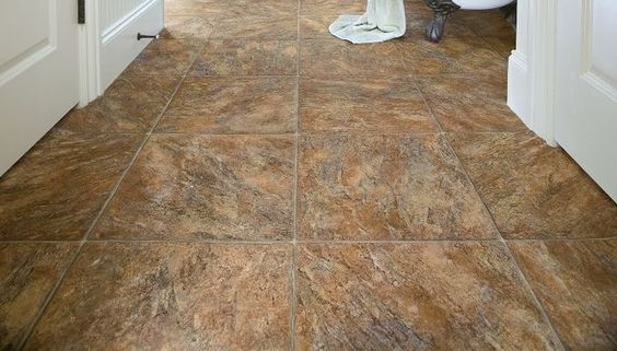 linoleum that looks like rocks hunter 39 s path by armstrong flooring not tile pinterest. Black Bedroom Furniture Sets. Home Design Ideas