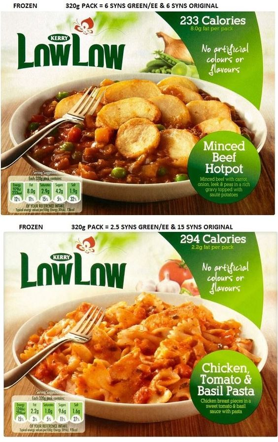 New low low meals syn values 2 slimming world pinterest low low and meals New slimming world meals