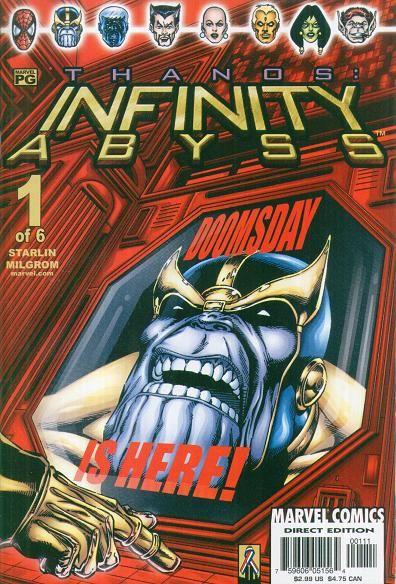 Thanos: Abismo Infinito