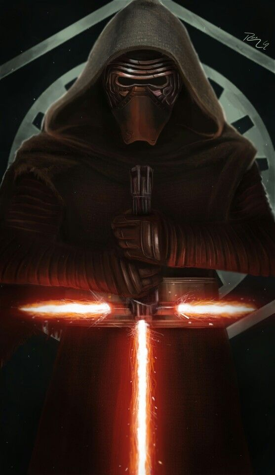 I like the way his lightsaber looks. Not traditional but i think that's the appeal.