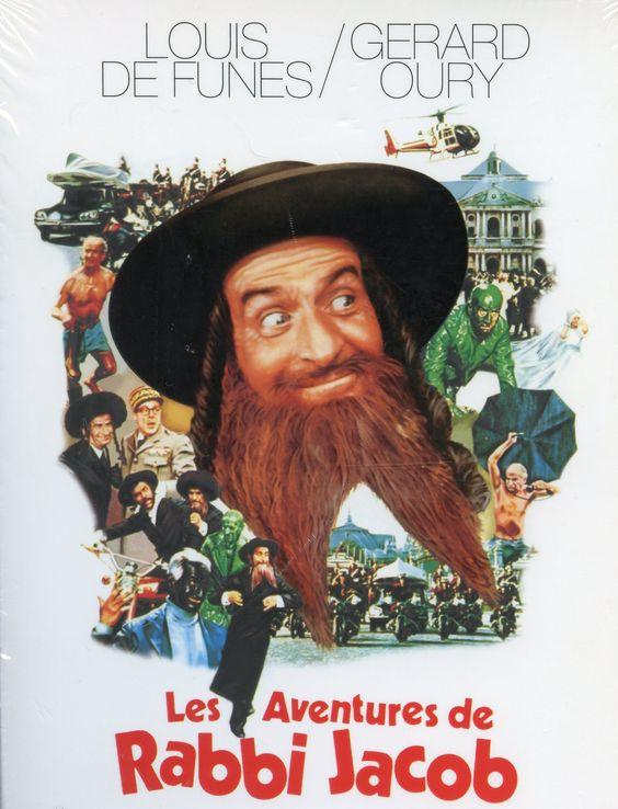 Die Abenteuer des Rabbi Jacob, F 1973