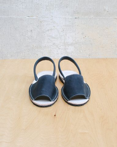 Ishvara sandals at Mohawk
