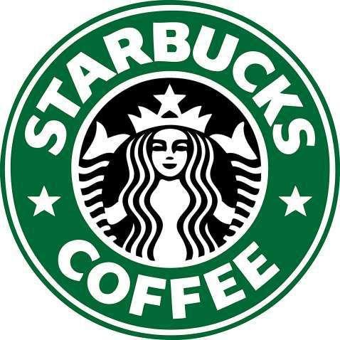 Beautiful Original Starbucks Logo Starbucks Cafe Starbucks