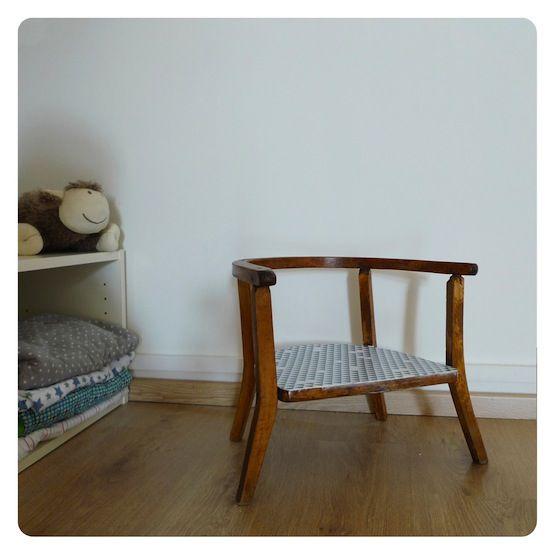 Petite chaise bébé -