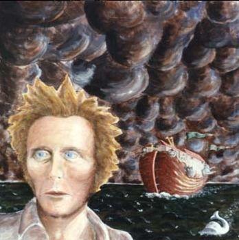 autoportrait l'arche de noë 1987 nino ferrer