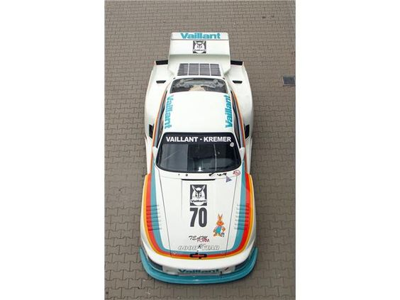 Porsche 930 Kremer 935 K2 von Vaillant und Shell gesponsert - 0