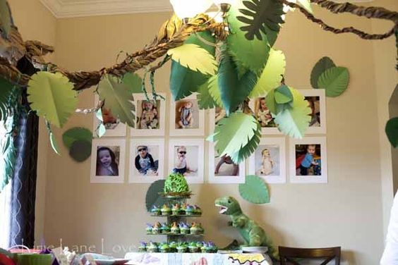 Birthdays, Wings and Dinosaur party on Pinterest