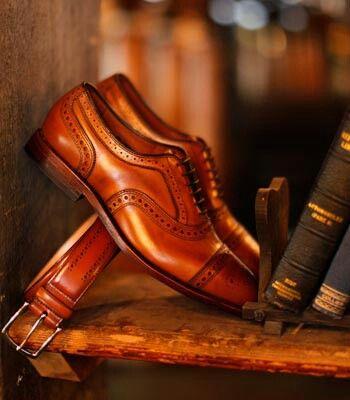Allen Edmons Men's Shoes