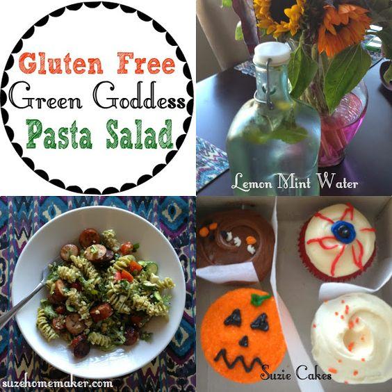 Easy Gluten Free Pasta Salad - High Protein & Low Fat