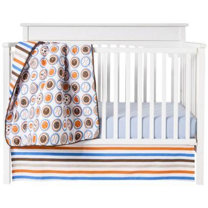 Boy choice    Bacati Mod Sports Baby Bedding Collection
