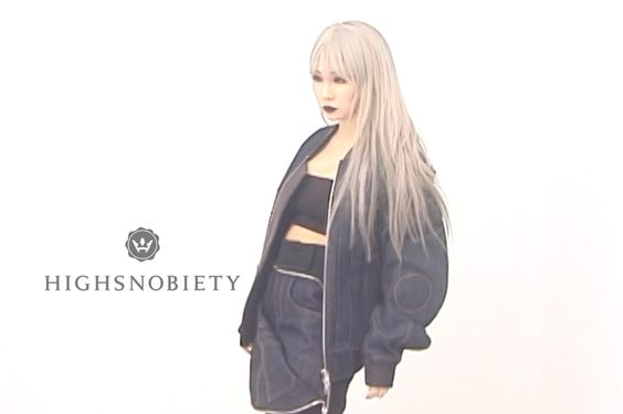 Behind the Scenes with CL for Highsnobiety Magazine Issue 12