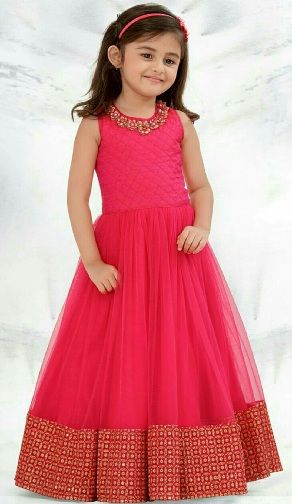 Girls Dress Designs 50 Latest Collections In 2020 Styles At Life Dresses Kids Girl Kids Designer Dresses Gowns For Girls