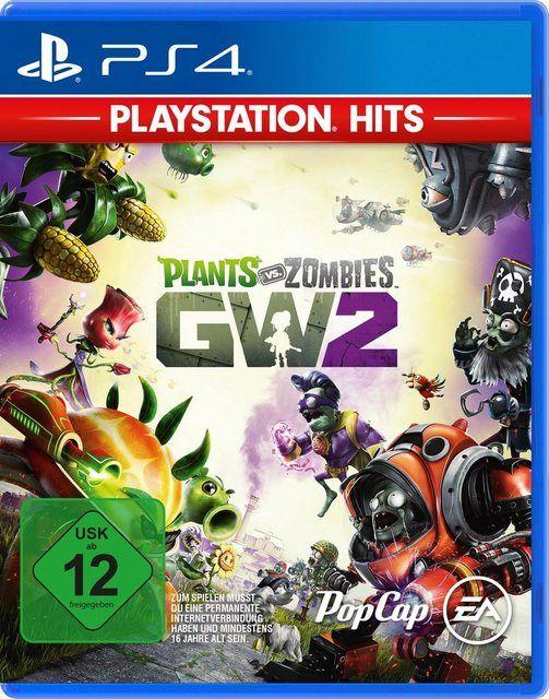 Plants Vs Zombies Garden Warfare 2 Playstation 4 Software Pyramide Pflanzen Gegen Zombies Playstation Und Pyramiden